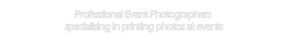 Professional event photography in London